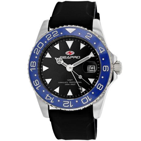 Seapro Agent GMT Quartz // SP0122