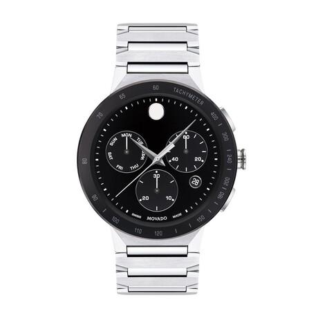 Movado Sapphire Chronograph Quartz // 0607239