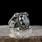 Mystic Topaz Ring (8.5)