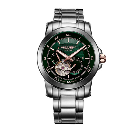 Aries Gold Forza 9001 Automatic // G 9001 2TRG-GNRG