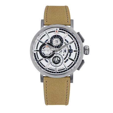 Aries Gold 7018 Chronograph Quartz // G 7018 S-W