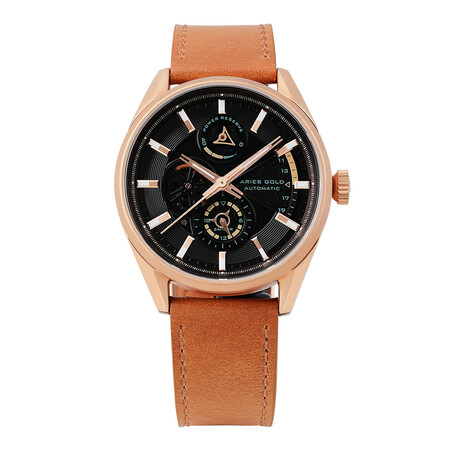 Aries Gold Roadster 9021 Automatic // G 9021 RG-BK