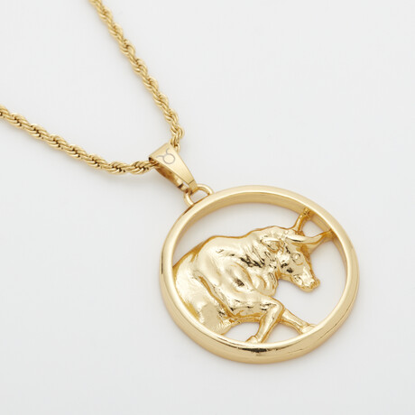 Eternally Taurus Necklace