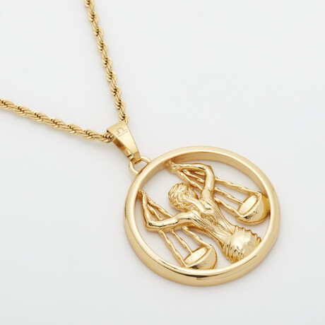 Eternally Libra Necklace