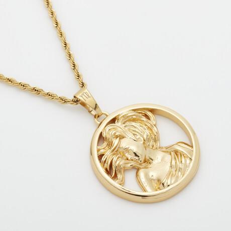 Eternally Virgo Necklace