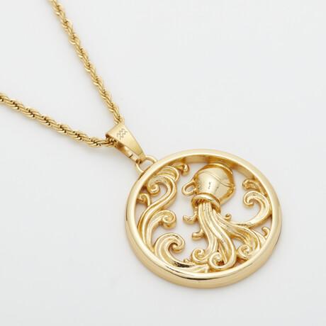 Eternally Aquarius Necklace