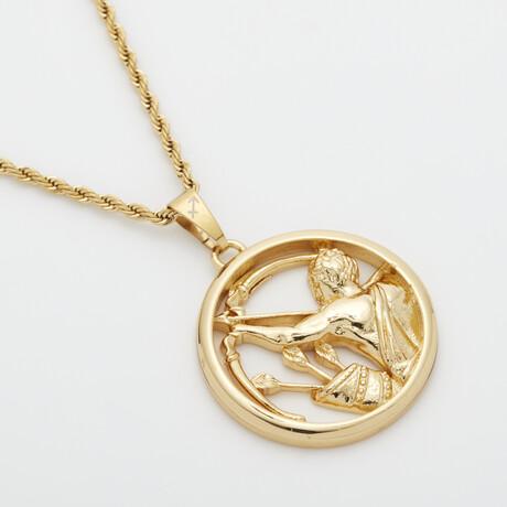 Eternally Sagittarius Necklace