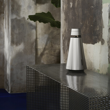 Beosound 1 + Google Voice Assistant (Aluminum)