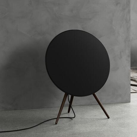 Beoplay A9 4.G Speaker + Google Assist (Black + Black Walnut)