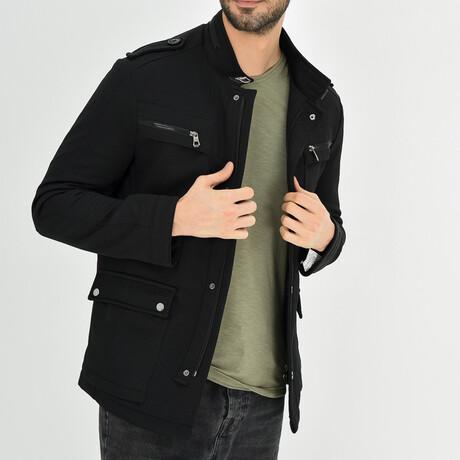 Harden Jacket // Black (S)