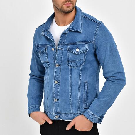 Firenze Jacket // Denim Blue (S)