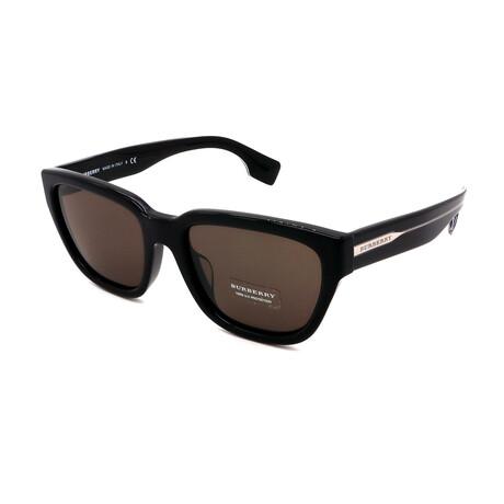 Burberry // Unisex BE4277F-3758-3 Square Sunglasses // Black