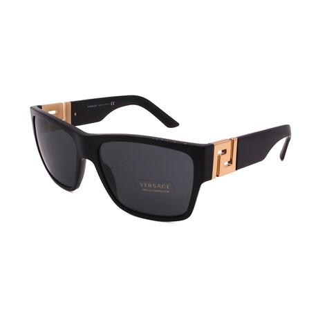 Versace // Women's VE4358-529587 Cateye Sunglasses // Black