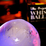 Monogram Whiskey Ball // Set of 2 (A)
