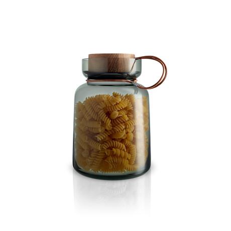 Silhouette Storage Jar (0.7L)