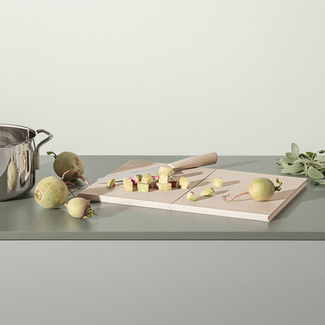 Green Tool // Double-Up Cutting Board