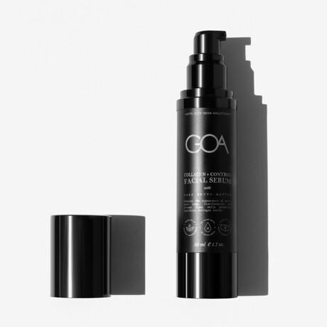 Collagen + Control Face Serum