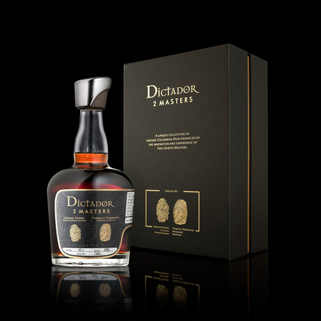 2 Masters Despagne 1980 37 Year Rum // 750 ml