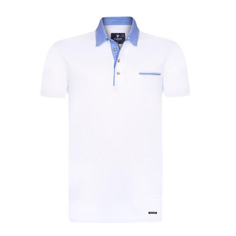 Garret Polo // White (S)