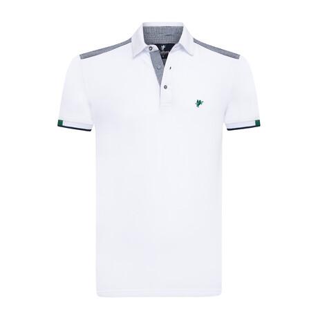Conner Polo // White (S)