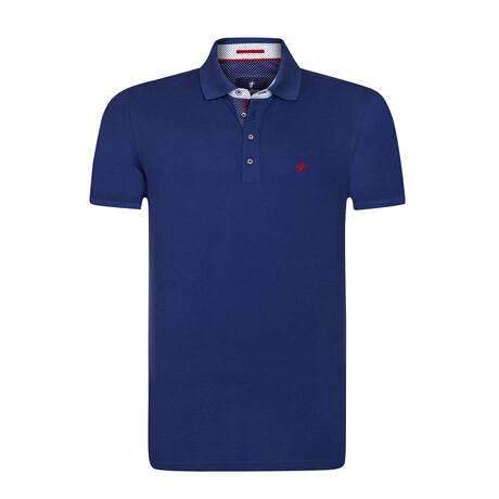 Verona Polo // Navy Blue (S)