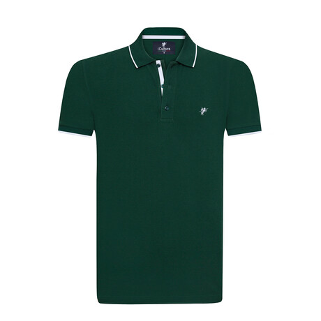 Preston Polo // Green (S)