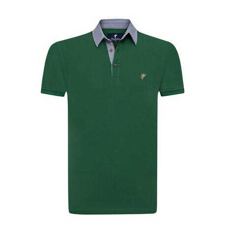 Aden Polo // Green (S)