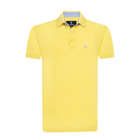 Grant Polo // Yellow (S)
