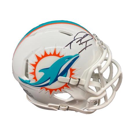 Tua Tagovailoa // Signed Mini Helmet // Miami Dolphins