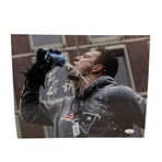 Rob Gronkowski // Signed Photograph // New England Patriots