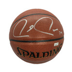 Paul Pierce // Signed Basketball // Boston Celtics