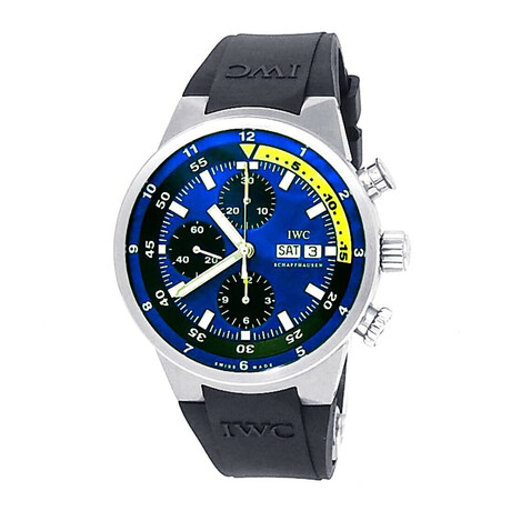 IWC Aquatimer Cousteau Divers Automatic // IW378203 // Pre-Owned