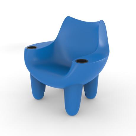 Splash Mibster Chair // Medium Blue (Single)