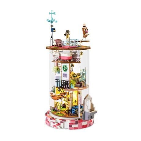 DIY Mini House// Bloomy House