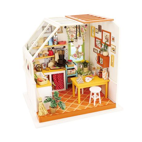 DIY Mini House// Jason's Kitchen