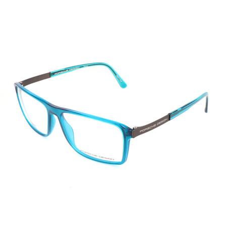 Men's P8259 Optical Frames // Green