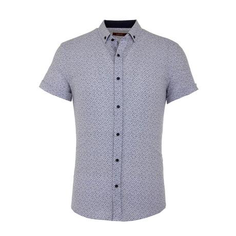 McNulty Button Down Shirt // White (XS)