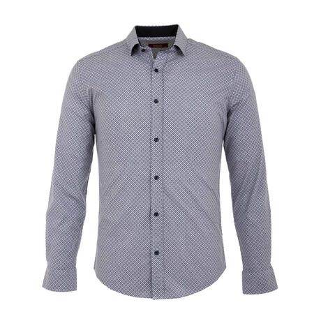 Arcas Long Sleeve Button Up Shirt // White (XS)