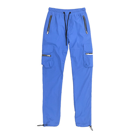 Clean Pocket Jogger // Blue (XS)