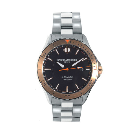 Baume & Mercier Clifton Automatic // MOA10423 // Store Display