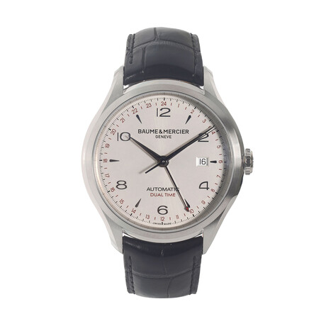 Baume & Mercier Clifton Dual Time Automatic // MOA10112 // Store Display