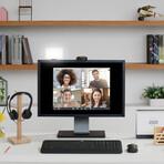 Video Conference Lighting Kit For Laptops & Desktops