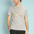 Streaker T-Shirt // Gray (S)