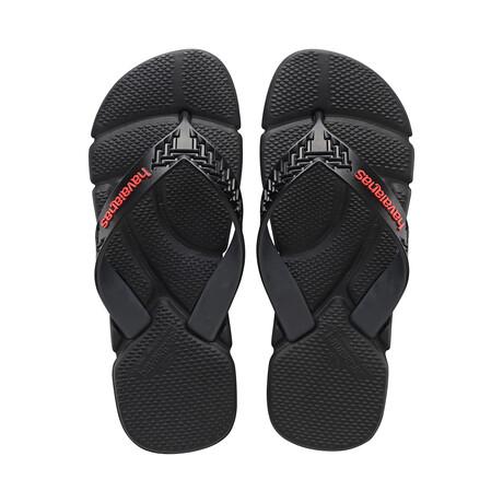 Power 2.0 Sandal // Black (US: 8)
