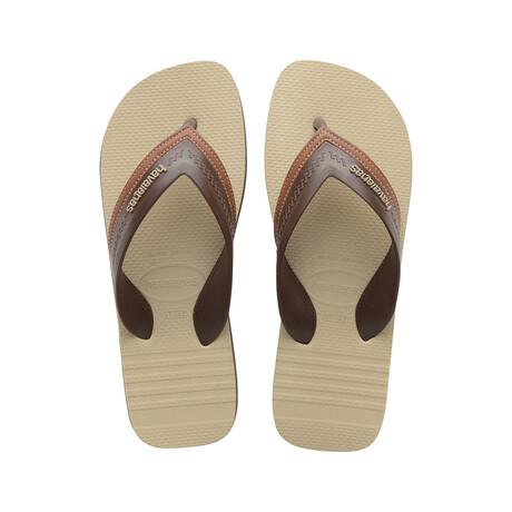 Hybrid City Sandal // Light Brown (US: 8)
