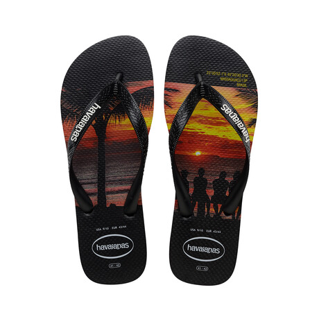 Hype Sandal // Black (US: 8)