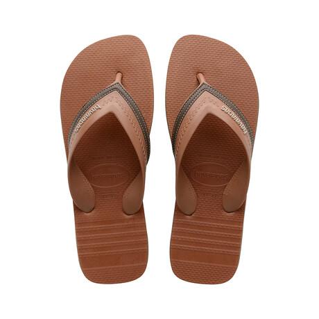 Hybrid City Sandal // Brown (US: 8)