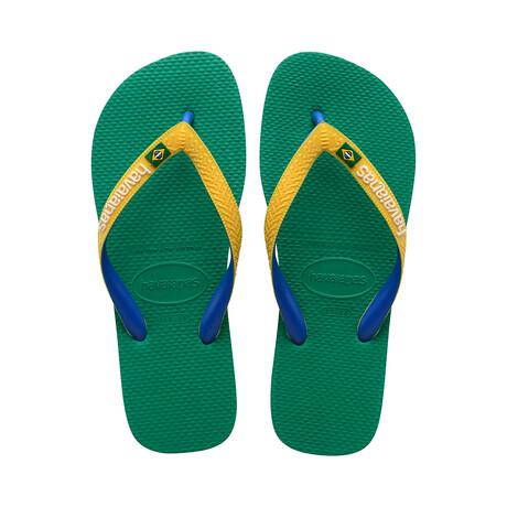 Brazil Mix Sandal // Tropical Green (US: 8)