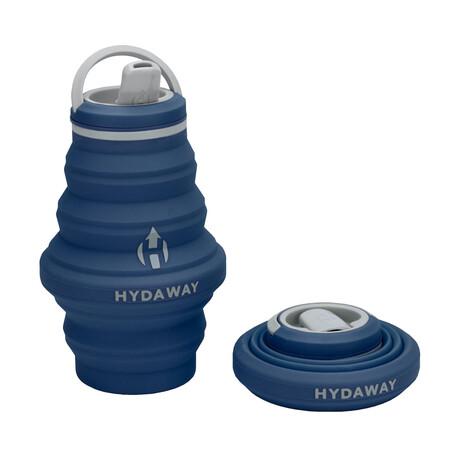 Hydaway Collapsible Water Bottle // 17 Fl. Oz // Set of 2 // Seaside