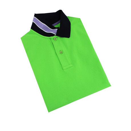Solid Polo // Green (S)